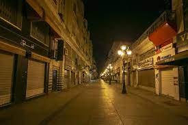 القصرين: إقرار حظر الجولان من الثامنة ليلا وغلق الأسواق الأسبوعية