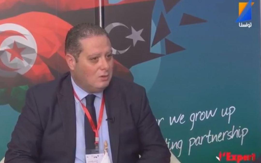"""""""اسكندر الغربي"""" عن إدارة التنشيط التجاري للشركة التونسية للبنك: الشركة التونسية للبنك مرافق دائم للحريف"""