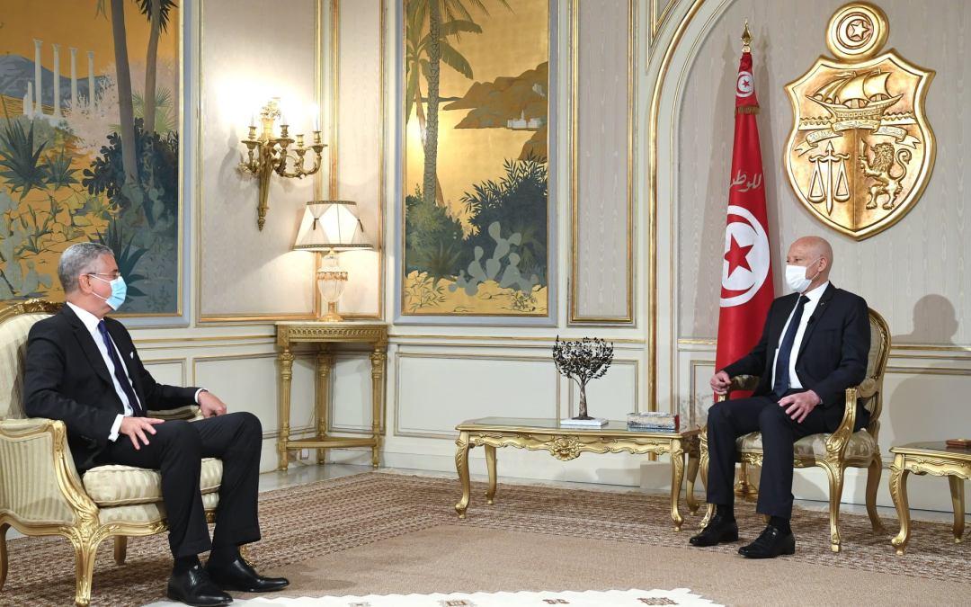 قيس سعيد عن التحوير الوزاري أيام حكومة المشيشي: كيف لي أن أراهُم يؤدّون اليمين أمامي و أنا أعلم الأموال التي اختلسوها من الشعب التونسي