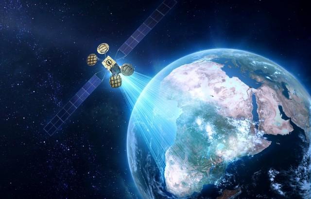 الصين تطلق قمرا صناعيا جديدا للبث المباشر