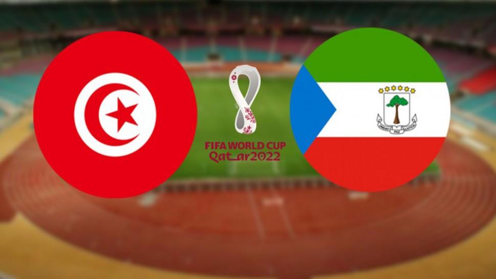 تونس-غينيا الإستوائية منقولة على قناة فرنسيّة