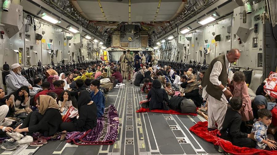 الحصبة تتسبب في تأجيل ترحيل آلاف الأفغان إلى أمريكا