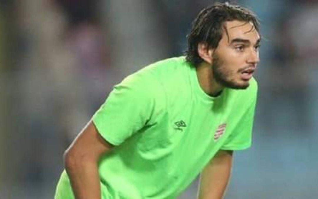 عاطف الدخيلي في الملعب التونسي