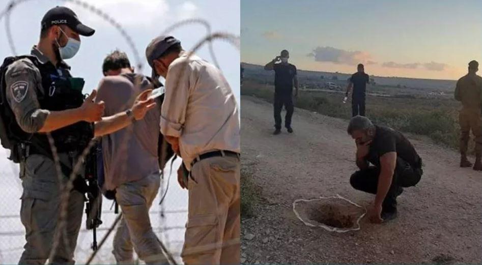قوات إسرائيلية تعتقل أفرادا من عائلات الفلسطينيين الستة الفارين من سجن جلبوع