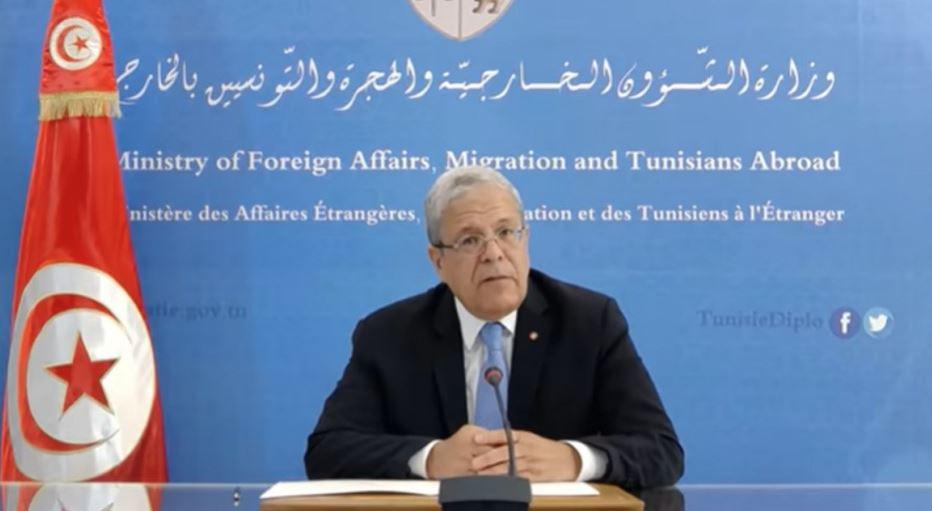 """الجرندي مخاطبا مجلس حقوق الإنسان:""""الديمقراطية في تونس اختيار لا رجعة فيه"""""""