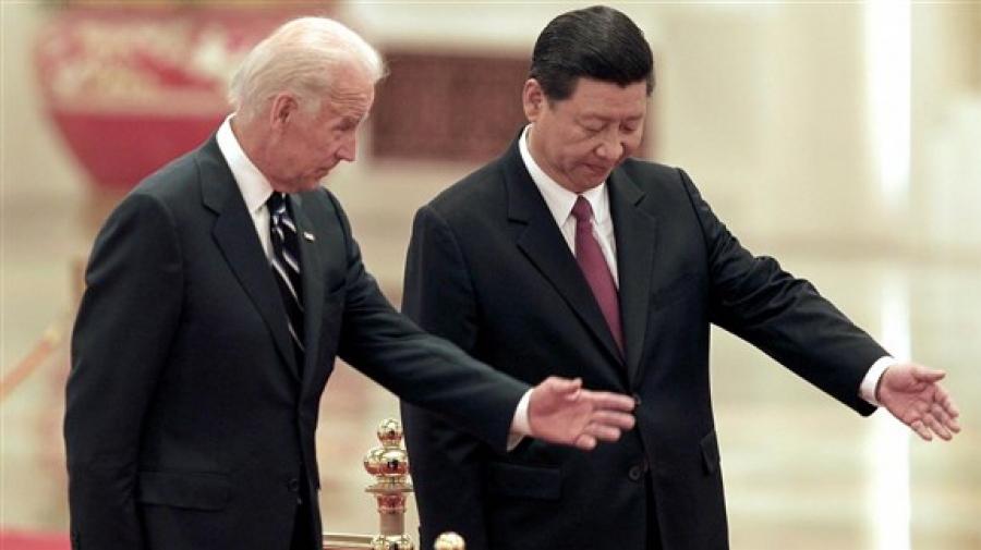 قمة افتراضية بين الولايات المتحدة والصين قبل نهاية العام