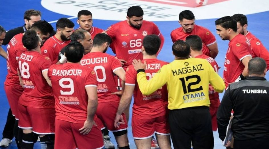 سامي السعيدي يستدعي 20 لاعبا محليا لتحضيرات المنتخب التونسي لكرة اليد