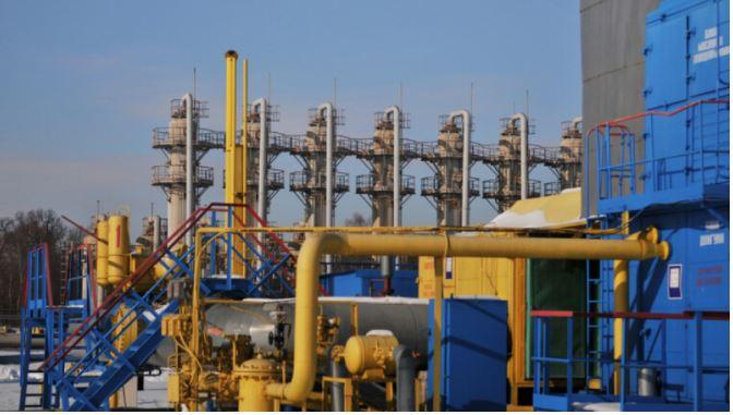 أسعار الغاز في أوروبا تبلغ مستويات تاريخية