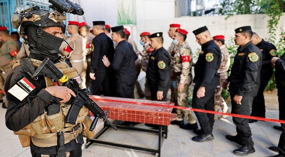 العراق : انطلاق عملية الاقتراع لانتخاب اعضاء البرلمان