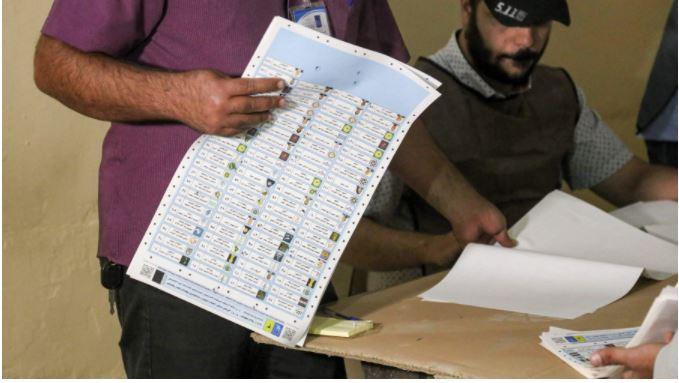 انتخابات العراق: نسبة المقاطعة في حدود 59%