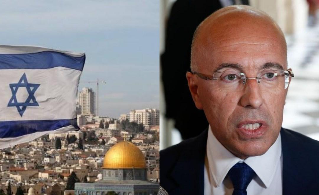 القدس عاصمة لإسرائيل.. هو وعد بالإعتراف من قبل مرشح لرئاسة فرنسا