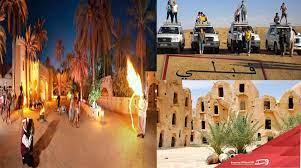 وفد من الوكالة الأمريكية للتنمية الدولية يزور عددا من المناطق السياحية بقبلي