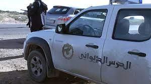فرقة الحرس الديواني بالرقاب تحجز ملابس جاهزة مهربة بقيمة 153 ألف دينار باحتساب الشاحنة