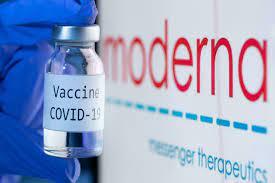 """""""موديرنا"""" تنشئ أول مركز لها للقاحات كورونا في افريقيا"""