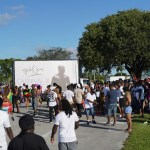 'Carnival III' static billboard at Miami-Broward Carnival 2017