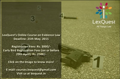 LexQuest's Online Course on Evidence Law
