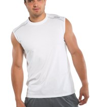 6.Sleeveless Tees:Save the Sleeveless tees for the gym and for the beach