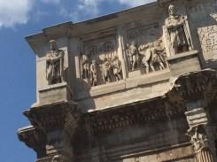 Rome, Boog van Constantino