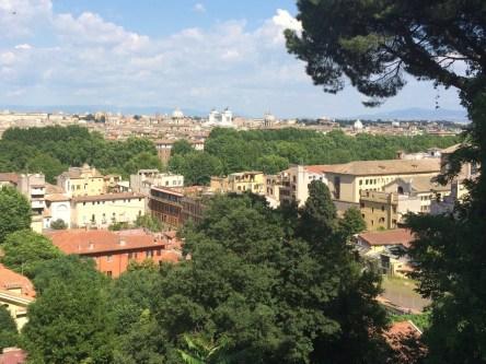 Rome, Belvedere