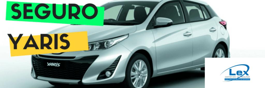 Preço do seguro Auto do Veículo:  Toyota Yaris 2019