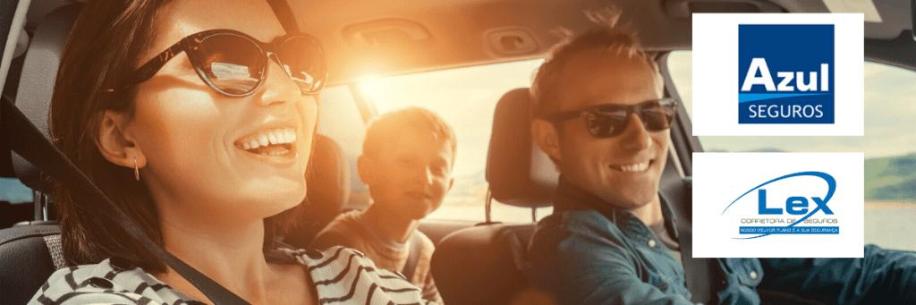 Seguro Auto Leve - Azul Seguros
