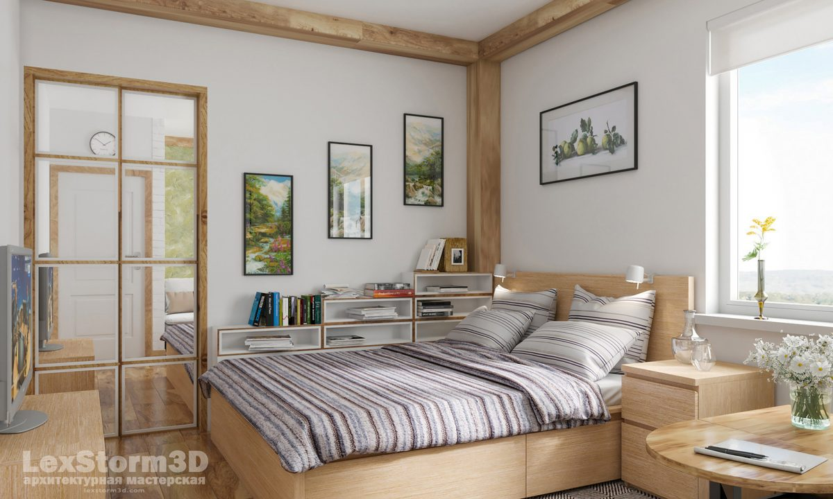 Спальня-2