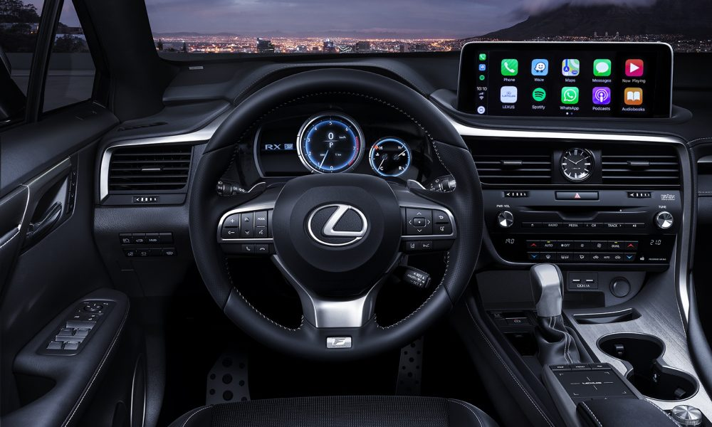 what s new 2021 lexus rx 350 and 450h