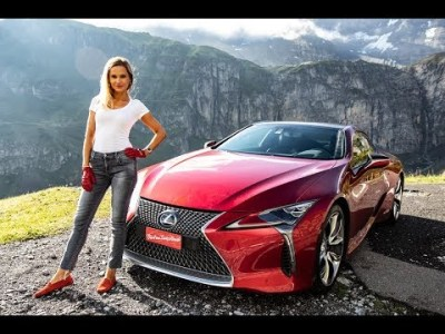 LEXUS LC 500 vs LEXUS LC 500h – the perfect couple?