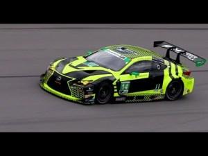 Lexus Racing USA | Lexus RC F GT3 | IMSA WeatherTech SportsCar Championship