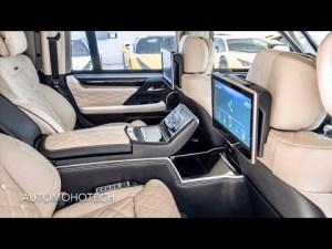 2019 Lexus LX 570 Signature / Super Sport MBS – World's MOST LUXURIOUS SUV