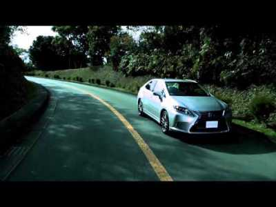 LEXUS HS  Driving Movie