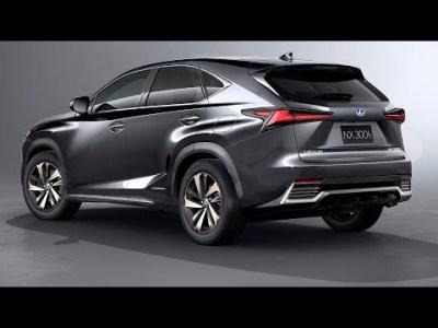 2018 Lexus NX – interior Exterior and Drive