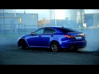 Lexus IS F ! 5 литров 400+  л.с. ! Что делало этот авто таким желанным 10 лет назад !