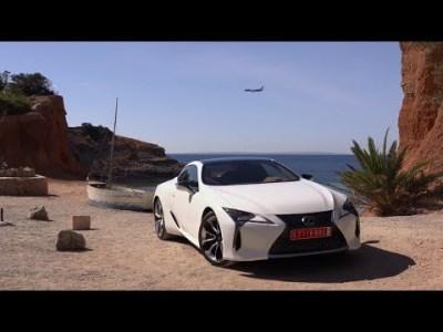 Prueba Lexus LC 500: Un deportivo que parece traído del futuro, pero es real – Centímetros Cúbicos
