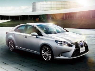 Обзор Lexus HS 250h 2013 РЕСТАЙЛИНГ – Toyota Sai на максималках?