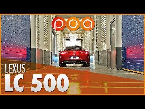 🚗 LEXUS LC 500 : Cette fois-ci c'est la bonne !