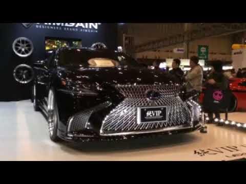 VIP EXE LEXUS LSはカスタムカーコンテストセダン部門、優秀賞