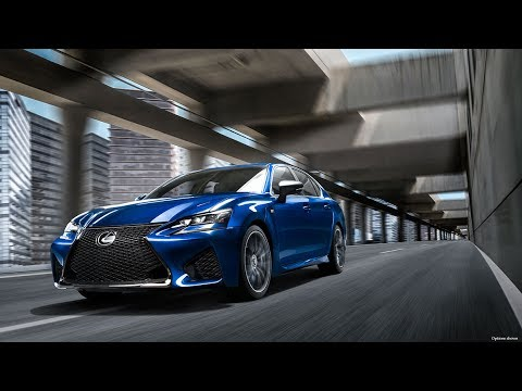 Lexus GS-F (Commercial)