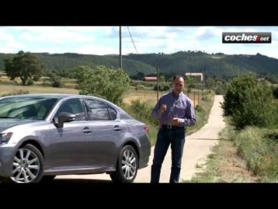 Lexus GS – Prueba / Test / Review Coches.net