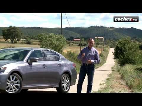 Lexus GS – Prueba / Test / Review Coches.net