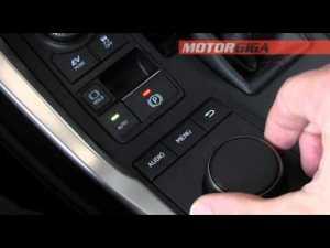 Lexus NX 300h analisis plazas delanteras