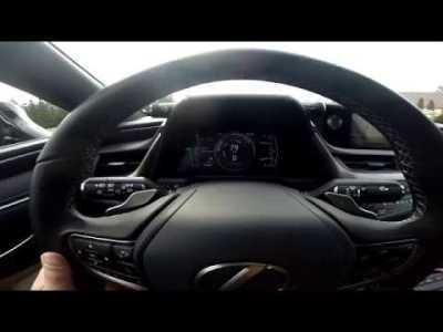 Lexus ES 300h 218 KM 2019 – Test spalania na trasie