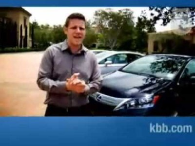 2010 Lexus HS 250h Feature Video – Kelley Blue Book