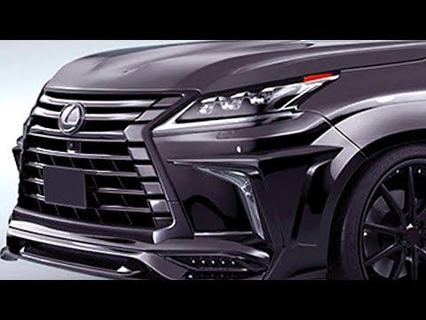 2020 レクサス 新型 LX570 フルモデルチェンジ情報!デザイン・スペック・発売日を予想
