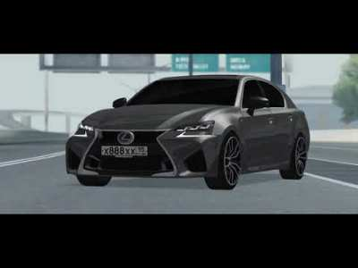 Lexus GS-F (CCDPlanet MTA:SA)