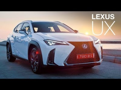 Lexus UX: If You Can't Beat Them… | Carfection 4K