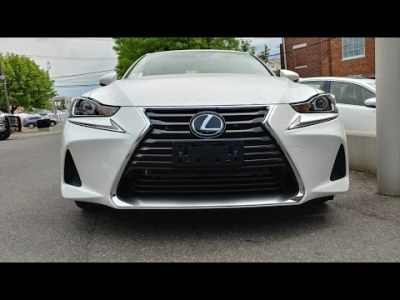 Do You Know The Difference of 2017 Lexus IS and IS F Sport?