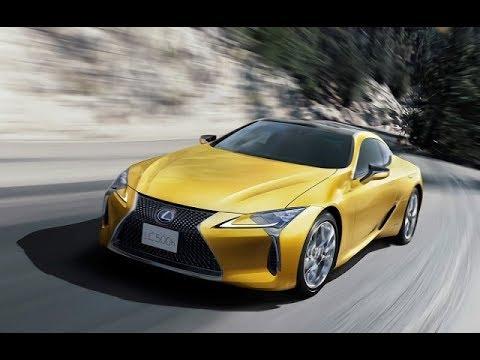 【レクサス新型LC最新情報】マイナーチェンジ発表!LC500LC500hの燃費、サイズ、発売日や価格は?