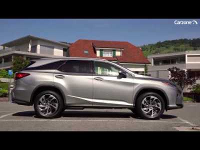 2019 Lexus RX-L Review | The best 7 Seater Hybrid SUV?
