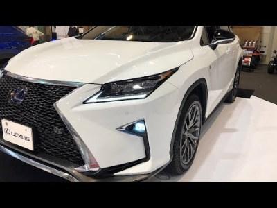 【実車レポート!LEXUS  RX 2019】人気のホワイトノーヴァガラスフレーク❗️スピード、燃費、走行性能それぞれが生きるレクサスハイブリッド‼️